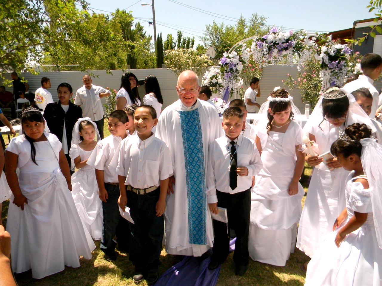 Participation in the Eucharist today / Participación en la eucaristía hoy