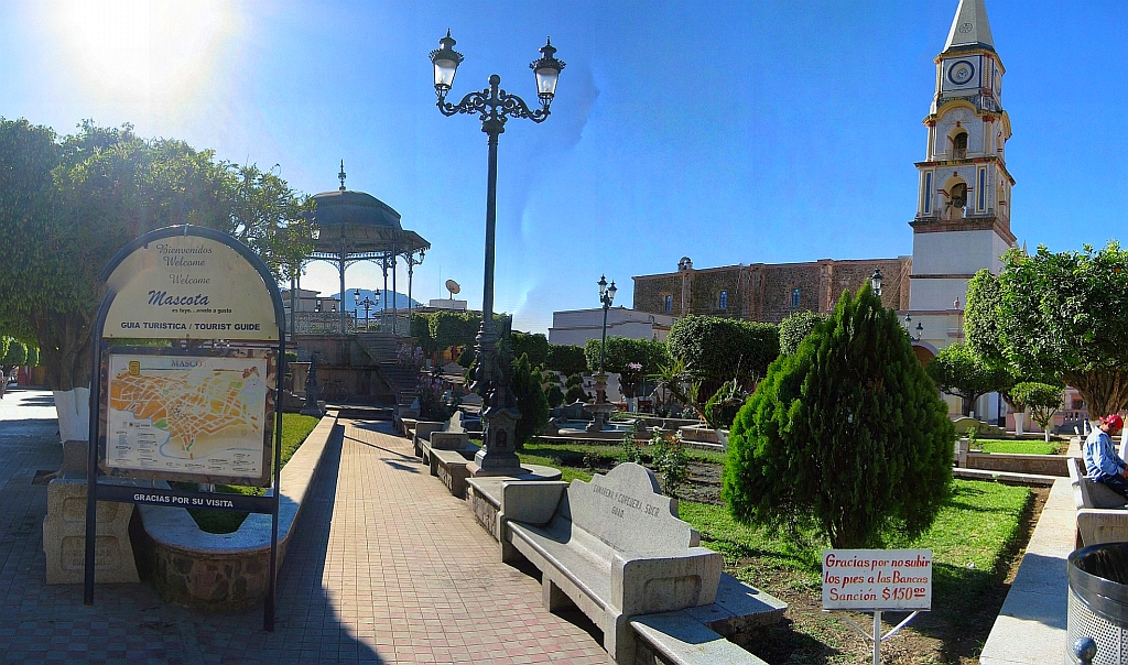 Virtual Pilgrimage 2021: Cimarrón a Mascota - Mascota, a colonial town