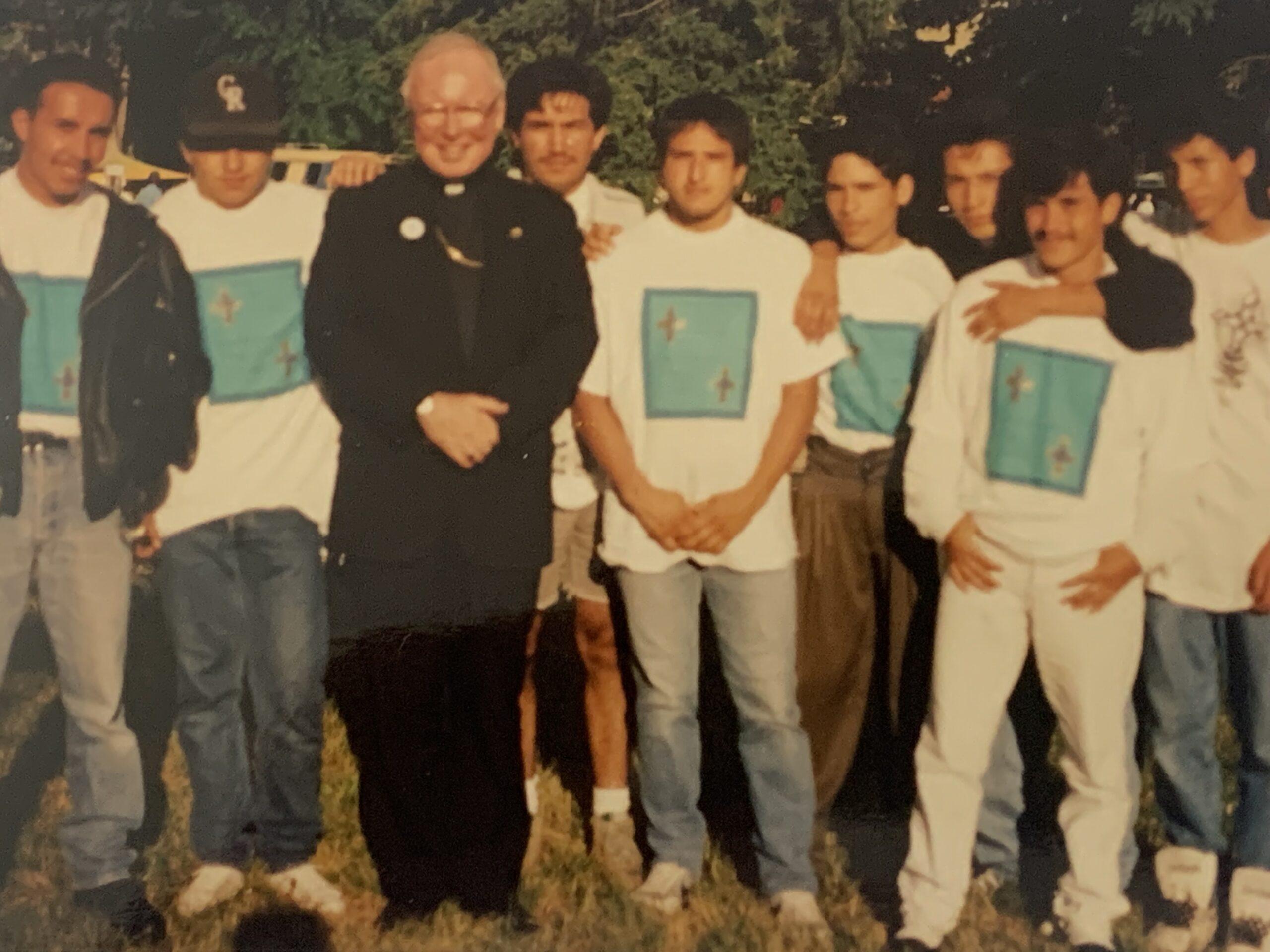 Casa San Alfonso: World Youth Day - El Día Mundial de la Juventud